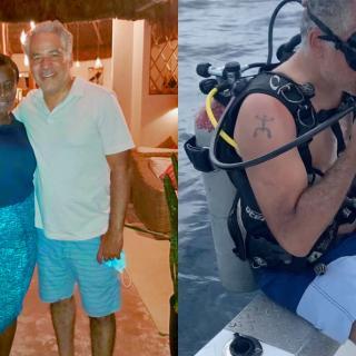 Celebrity Spotting: John Ortiz Vacations in San Pedro