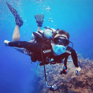 How Do We Dive in Belize During COVID-19 Pandemic?