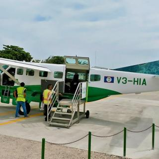 Maya Island Air Planes Boast New Look