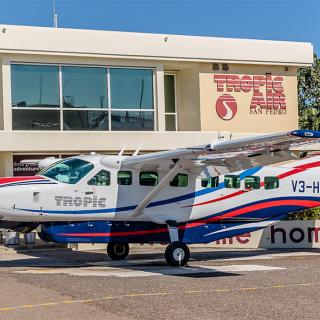 Tropic Air Welcomes its Newest Addition to its Fleet