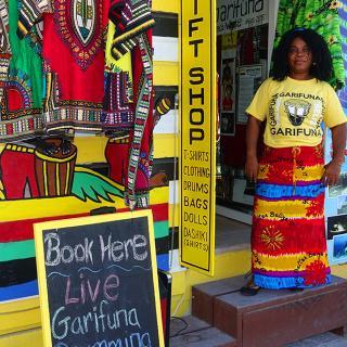 Pic of the Week - Garifuna Gift Shop