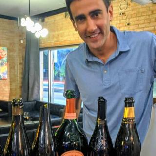 Pic of the Week - Belize's 1st Certified Sommelier