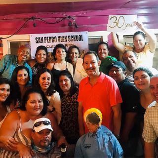 San Pedro High Class of 1990 Has a Blast at Reunion