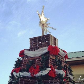 Island Style Christmas Tree