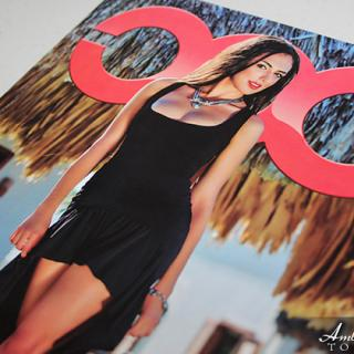 Miss World Belize 2014 Featured in Chetumal Magazine