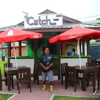 Get Hooked at D Catch Bistro, Cayo Welcome Center
