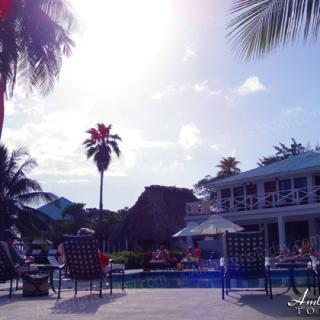 Spring Break, San Pedro, Belize, Victoria House