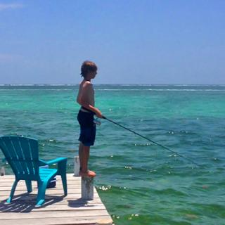 Jack's Story - Shark Water, Save the Sharks, San Pedro, Belize