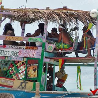 Ras Creek Eco Tours in Caye Caulker, Belize
