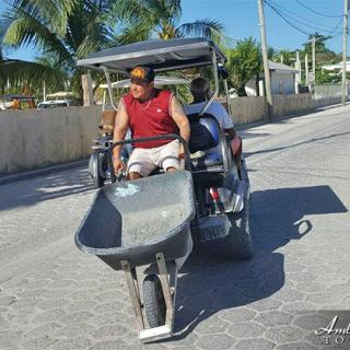 Island Life: I Need A Ride