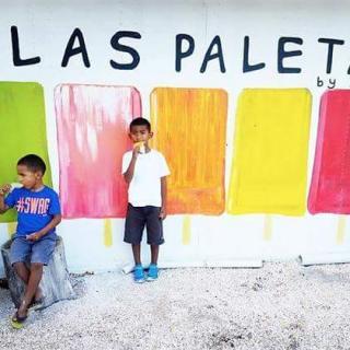 Paletas - A Favorite Belizean Treat.Headline: Paletas - A Favorite Bel