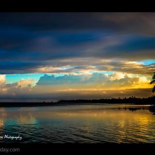 San Pedro, Ambergris Caye Sunset - Photo by Jose Luis Zapata Photographer
