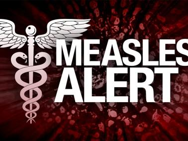Belize Ministry of Health Issues Measles Alert