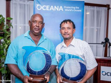 Oceana Announces the 2019 Oceana Ocean Hero Award Winners