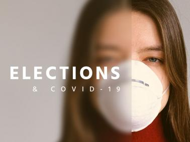 COVID Positive Persons Will Not Be Allowed To Vote in General Election