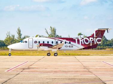 Tropic Air Announces Flights to San Salvador