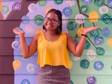 UNICEF appoints young Belizean as Youth Advocate