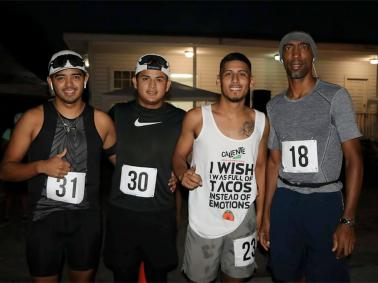 Island Athletes Heading to Mexico for Olympics Qualifiers