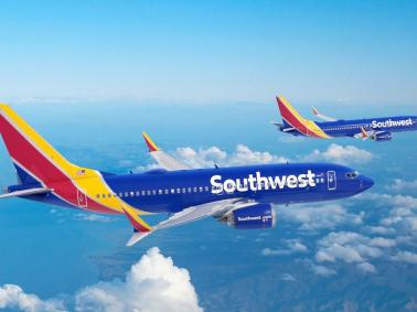 Southwest resumes flights to Belize from Houston and Denver