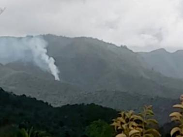 Sleeping Giant Smoke Mystery Solved
