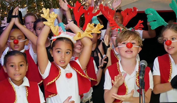 Island Academy Christmas Pageant Presents The Nutcracker