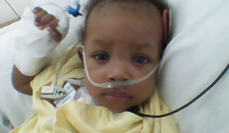 First Belizean Receives Successful Cardiology Pediatric